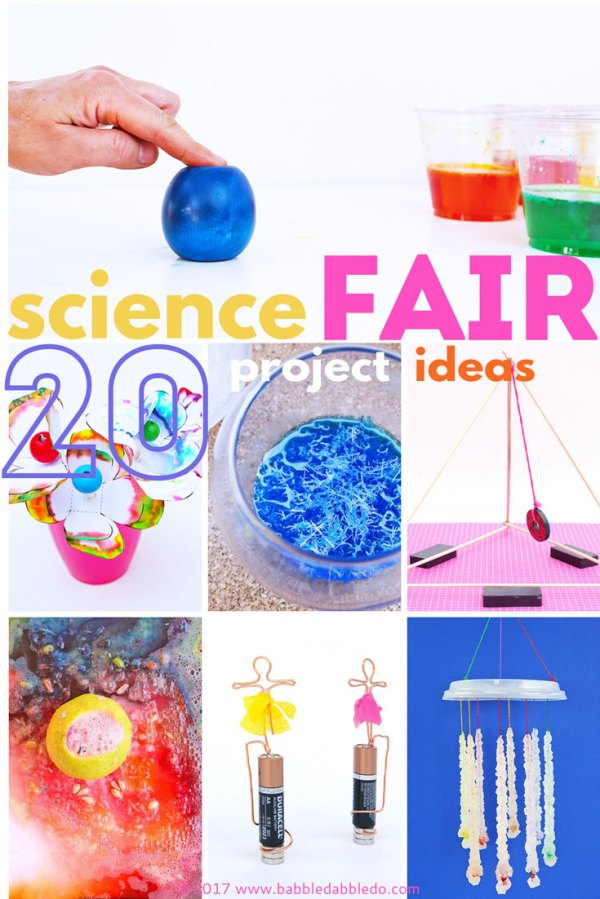 20+ Science Fair Projects That Will Wow The Crowd - Babble ...