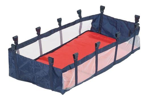 kit double hauteur pour lit parapluie