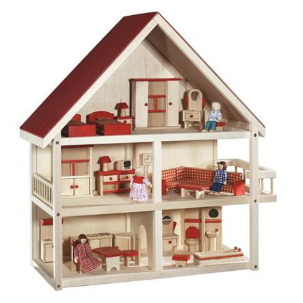 roba maison de poupee bois 74 x 70 x 30 cm 9457