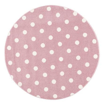 tapis enfant rond kids love rugs circle ro