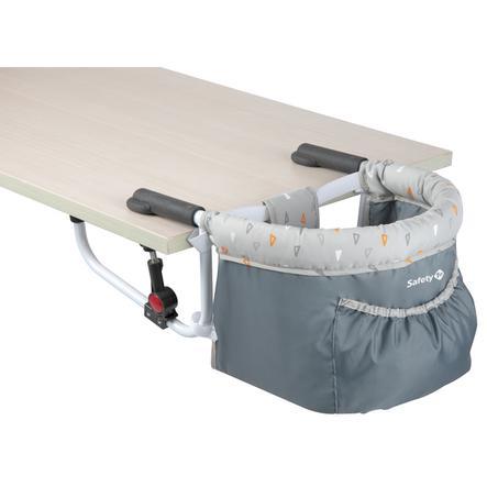 siege de table enfant smart lunch warm grey