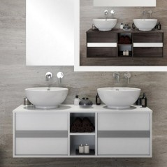 double sink bathroom cabinets many sizes
