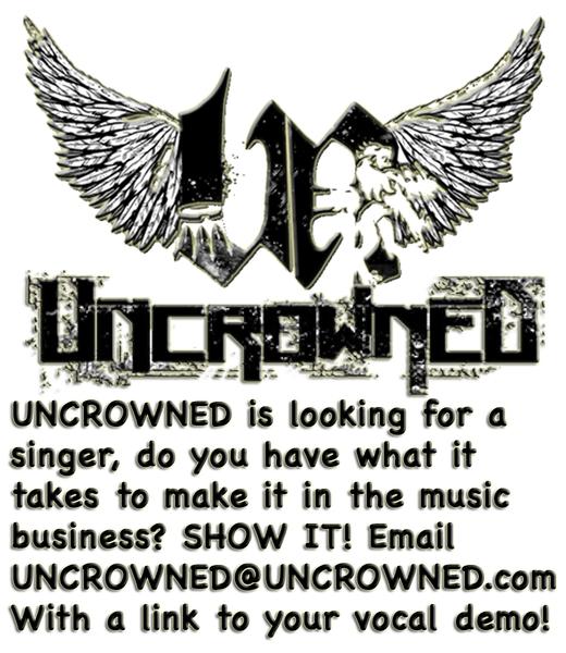 UNCROWNED Band In Atlanta GA
