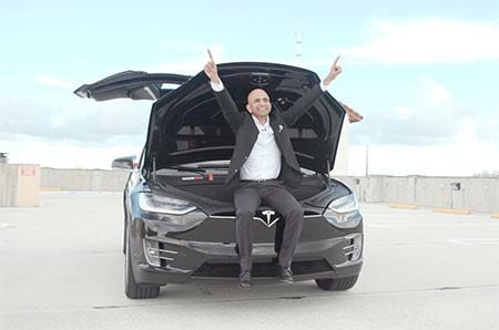 Paul Mampilly Tesla Model T