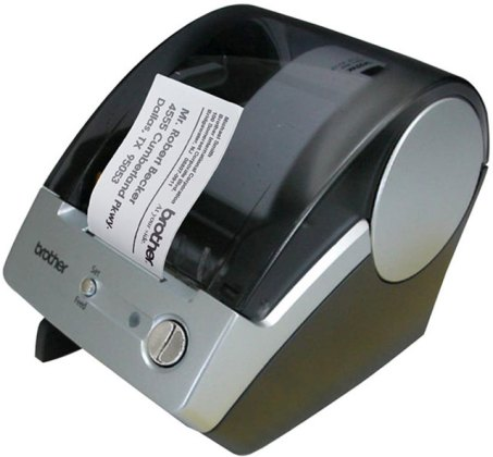 Brother QL 500   Great Prices at Barcode Discount QL 500   Brother QL 500 Thermal Barcode Label Printer