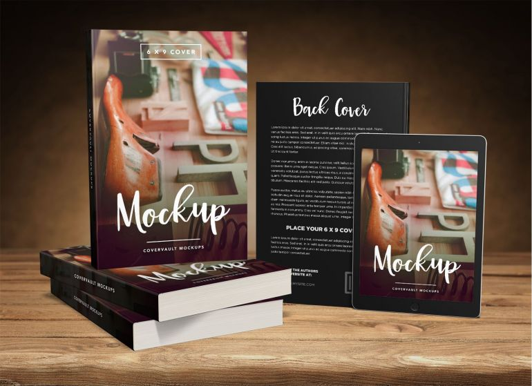 Download Magazine Ad Mockup Free Download Yellowimages