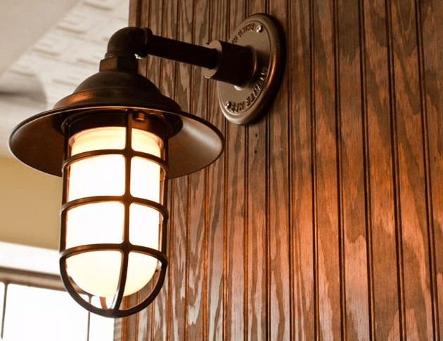 mid 20th century atomic lighting