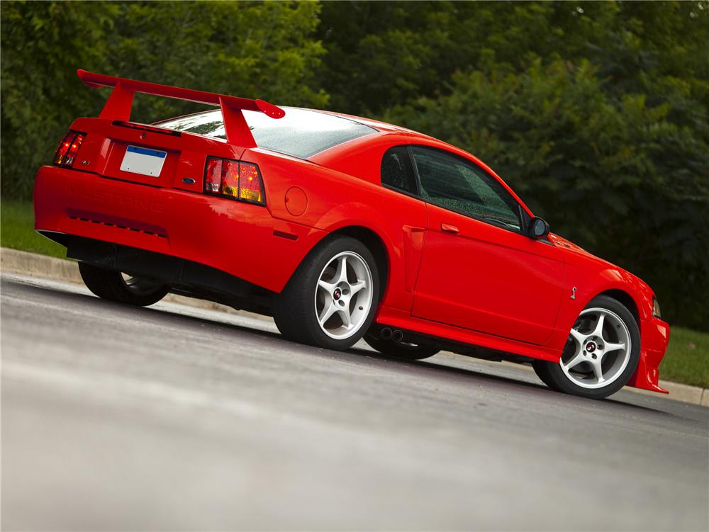 2000 FORD MUSTANG COBRA R COUPE 113220
