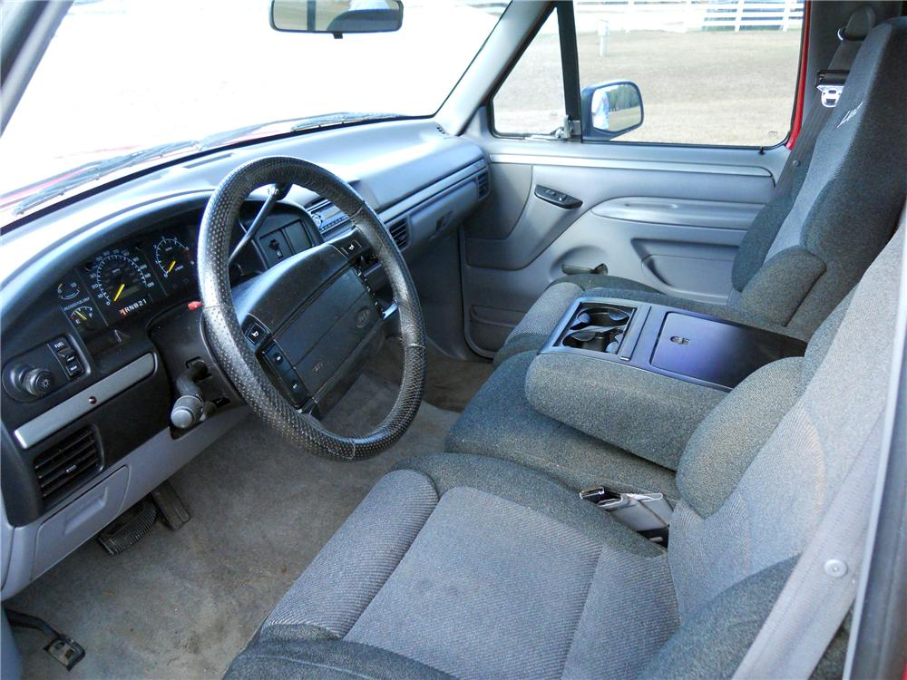150 F Ford Cab Extended 1993