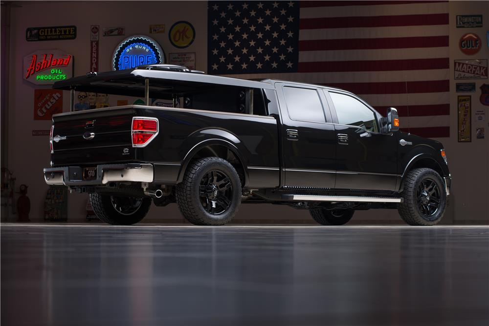 2013 FORD F 150 KING RANCH CREW CAB PICKUP 178629