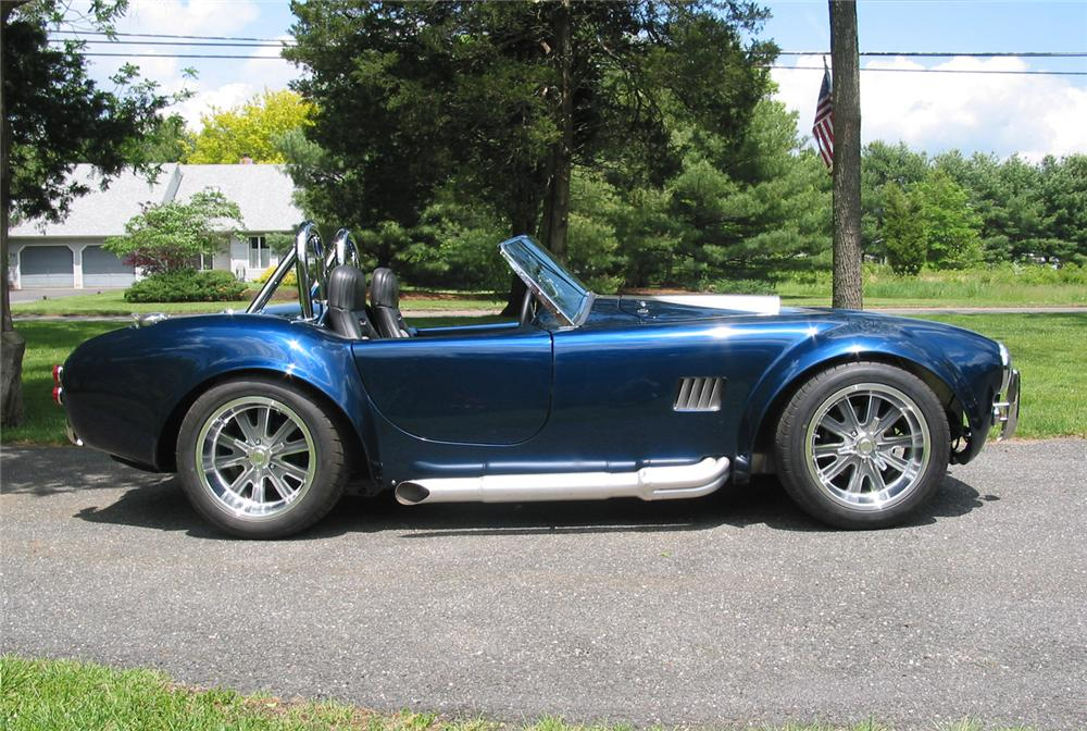 1965 FACTORY FIVE SHELBY COBRA RE CREATION 49459