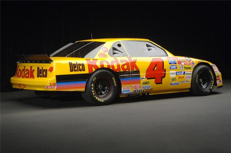 This car won the Daytona 500 two years in a row : NASCAR