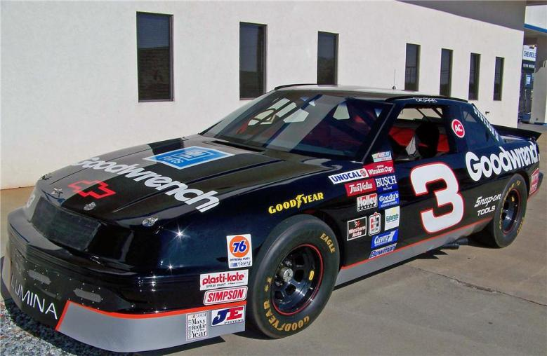 1989 CHEVROLET LUMINA #3 GOODWRENCH DALE EARNHARDT - 88957