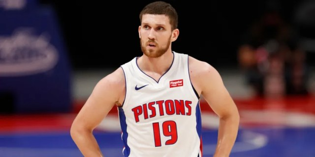Pistons, Svi Mykhailiuk have mutual interest in contract extension