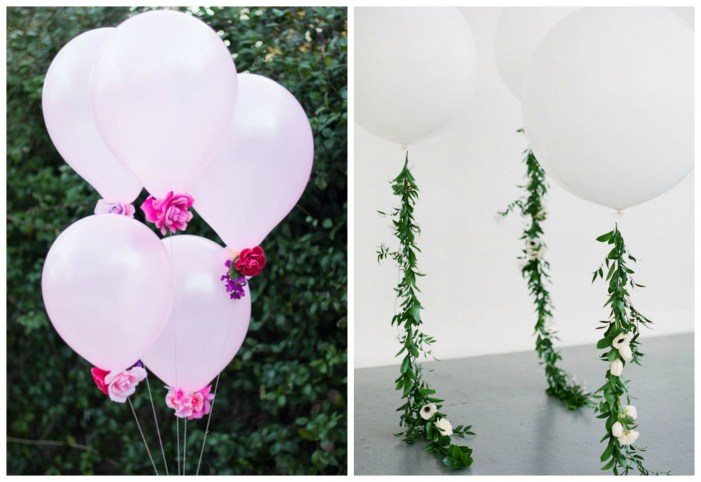 Floral Additions Balloons