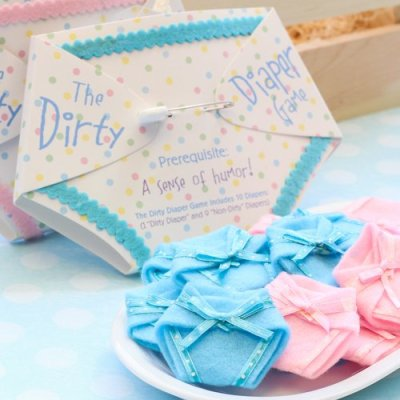 Baby Dirty Diaper Game