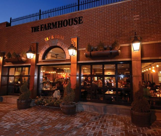 The Farmhouse Tap Grill In Burlington Vermont