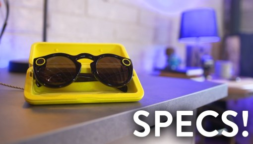 Snapchat Spectacles's Features Will Blow Up Your Mind