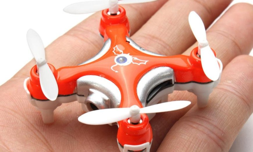 World Smallest camera drone in just $22