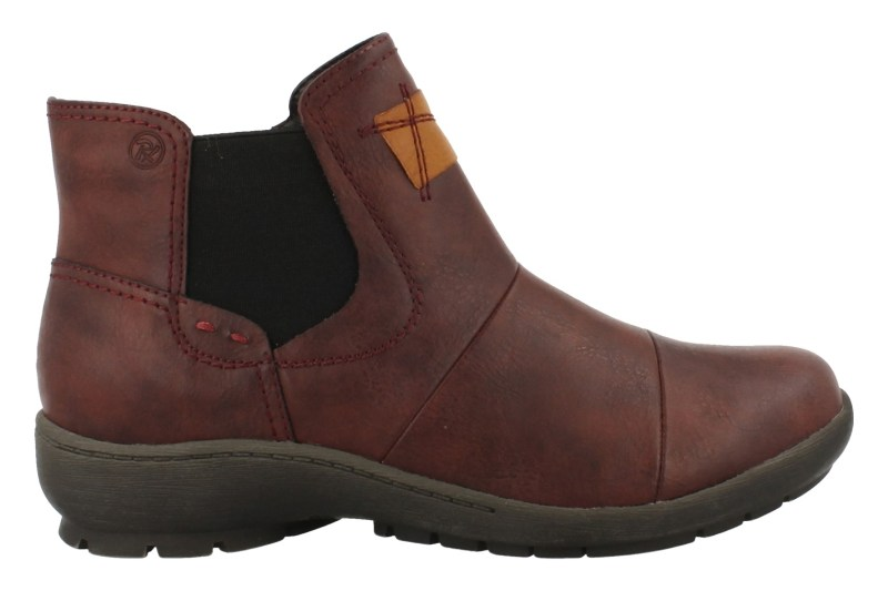 Reflexan Boot Dames Comfort - Bordeaux