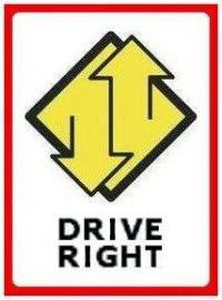 Right-driving countries