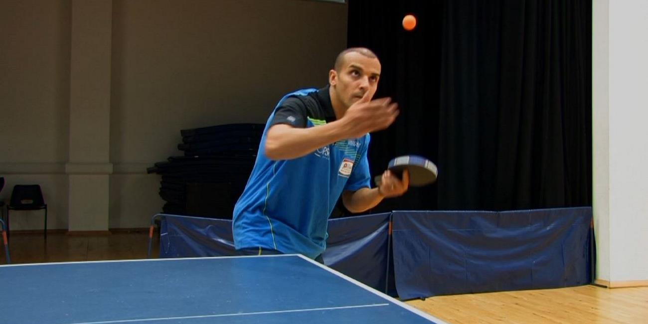 How To Do A Backspin Serve In Table Tennis Nov 2018