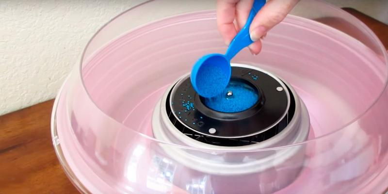 كيفية عمل ماكينة غزل البنات وطريقة الاستخدام