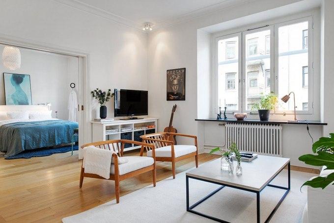 Scandinavian Style Living Room Furniture | Thecreativescientist.com