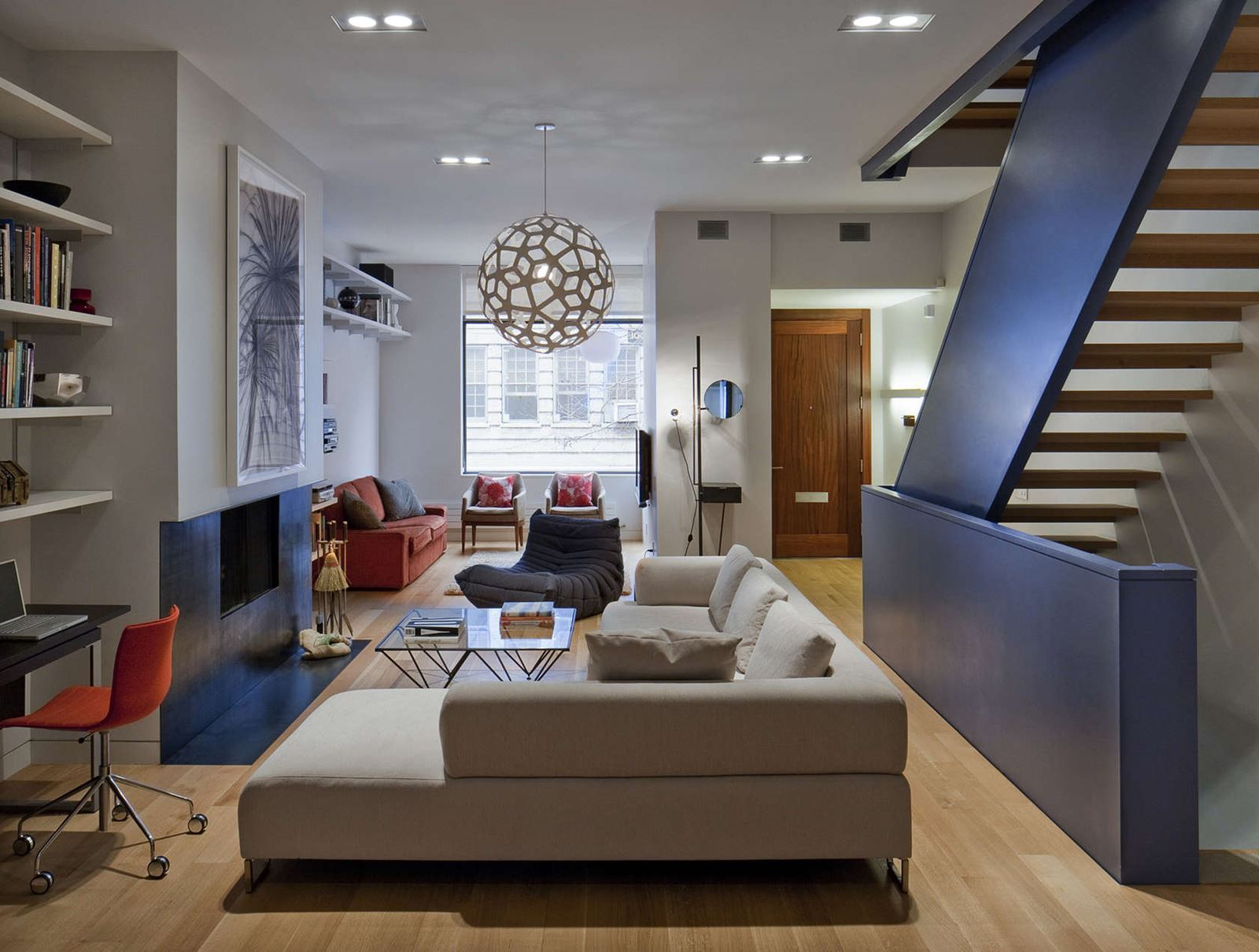 Townhouse Interior In New York. Townhouse Interior Design Ideas Philippines Part 17