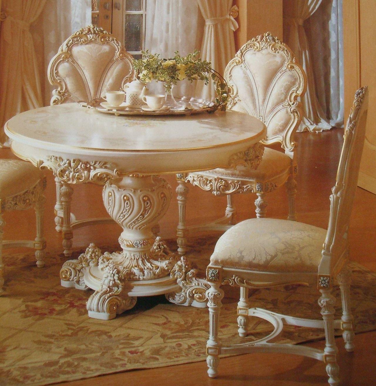 Rococo Style interior design ideas on Furniture Style  id=78962