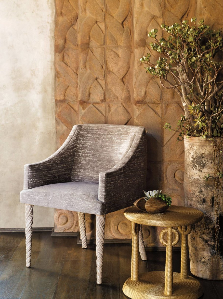 Laura Kirars Furniture Collection Created For Baker Brand
