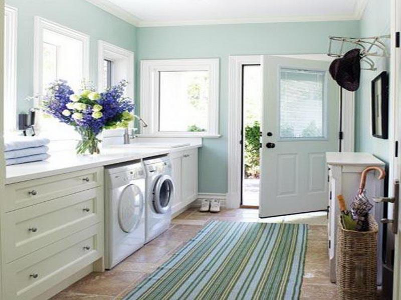 Special Laundry Room Decorating Ideas on Laundry Decorating Ideas  id=87120