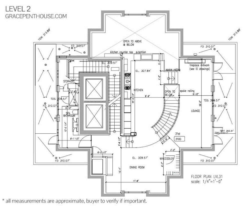 The luxury penthouse Elysium in Grace Tower Vancouver Canada 19 980x823 motec m800 wiring diagram gandul 45 77 79 119  at readyjetset.co
