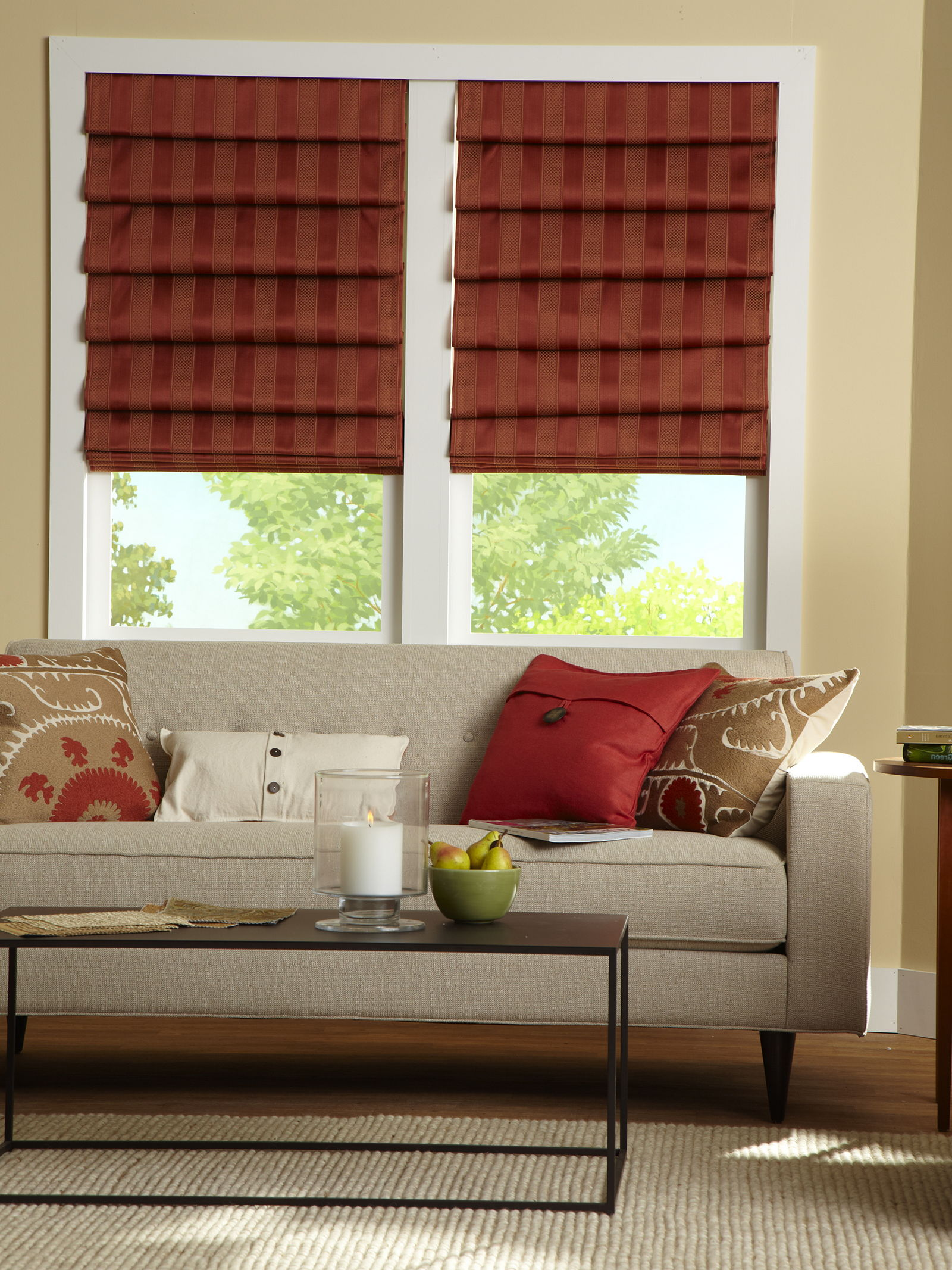 Living Room Curtains: the best photos of curtains` design ... on Living Room Curtains Ideas  id=12775