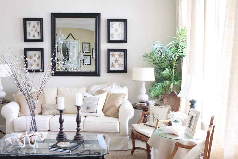 Living Room In Beige Color Part 95