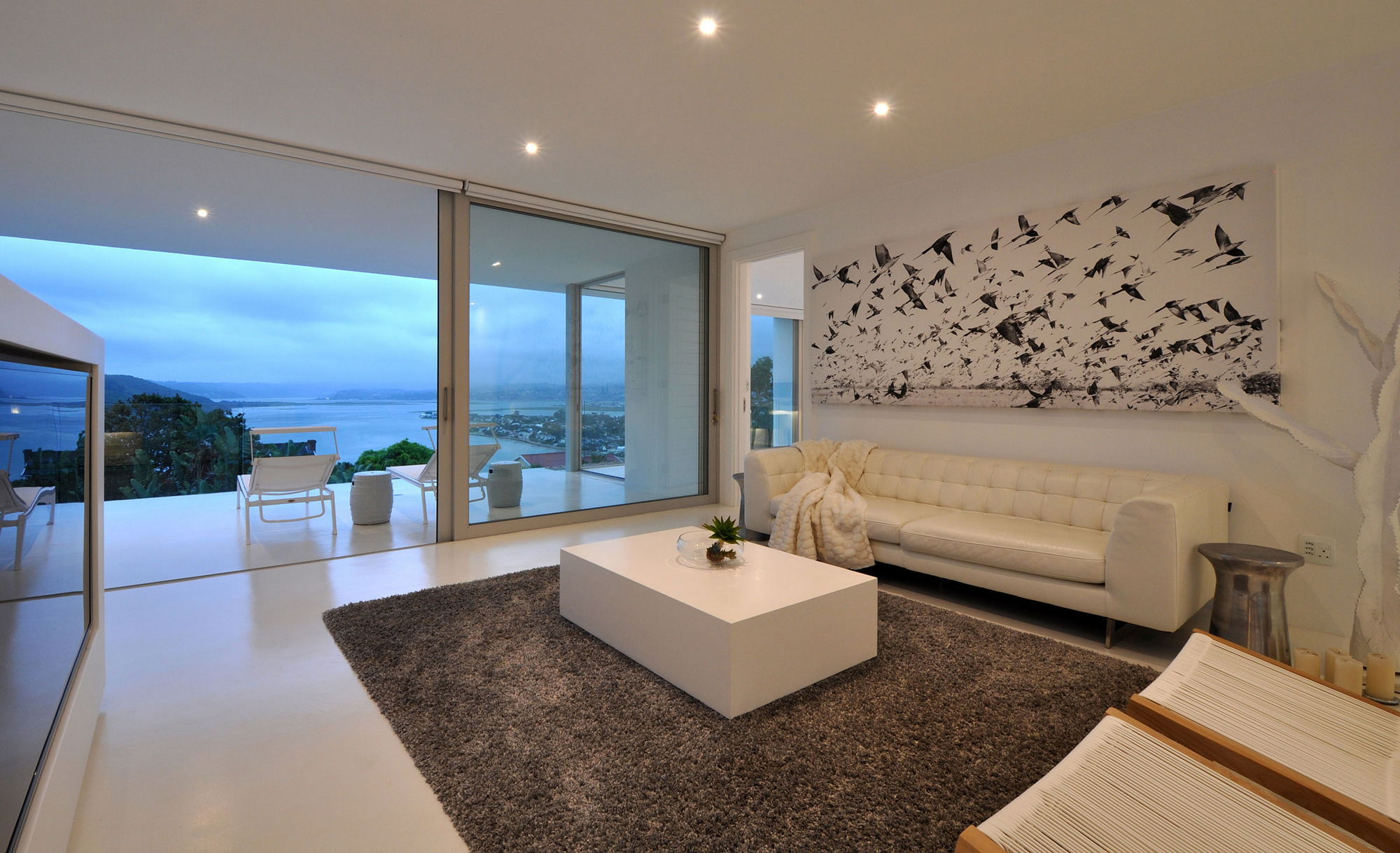 Modern House In South Africa Upon The Studiovision