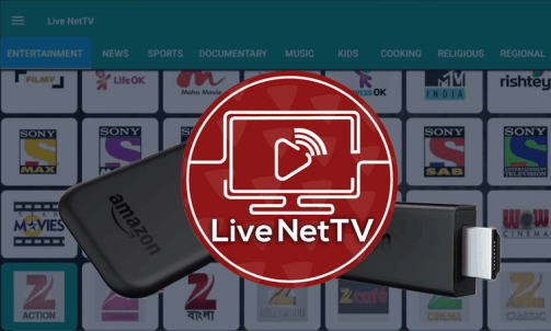 How to Install Live NetTV on a FireStick or Fire TV in 2020
