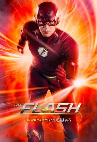 The Flash: il poster ufficiale della quinta stagione