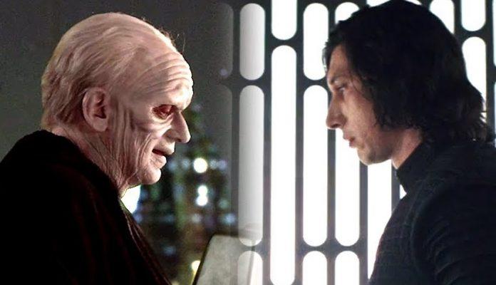 Star Wars, Palpatine, JJ Abrams