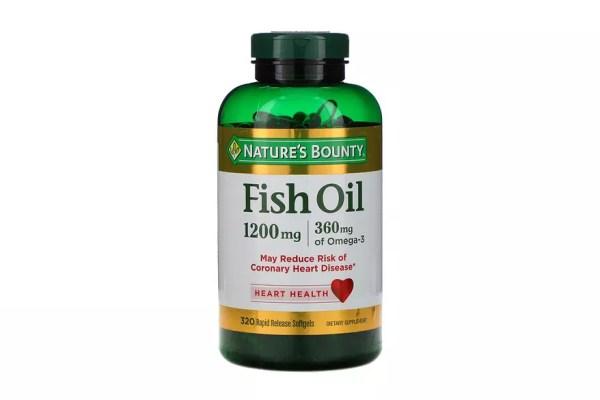 Nature's Bounty Fish Oil 1200 mg