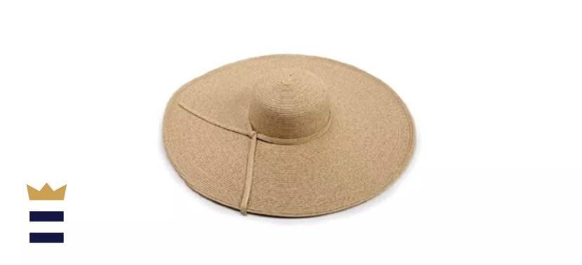 San Diego Hat Company Women's Ultrabraid X Large Brim Hat