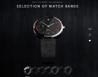 Amazing Moto 360 smartwatch shown in more detailed images - Image 2 of 5