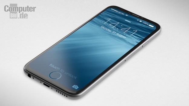 iPhone 7 Design Home Button