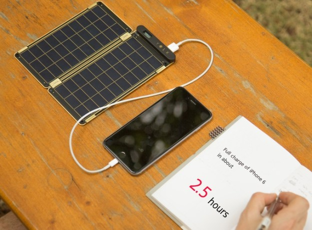 iphone 6 solar charger iphone 6 and android solar paper charger project on 15086