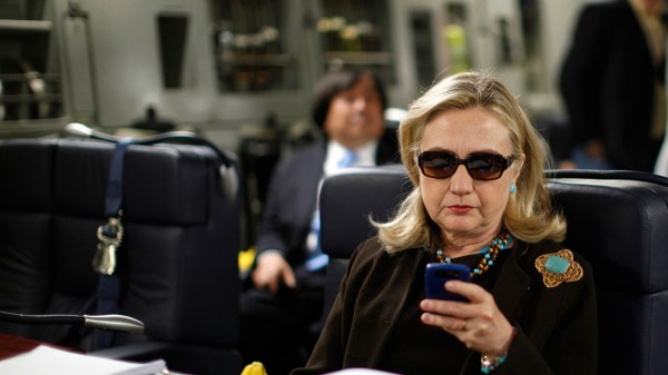Hillary Clinton Email Scandal Worsens With Unencrypted ...