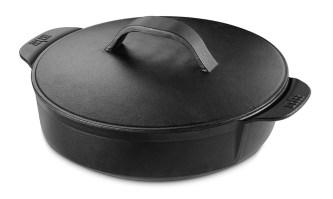 Gourmet BBQ System, Dutch Oven Einsatz