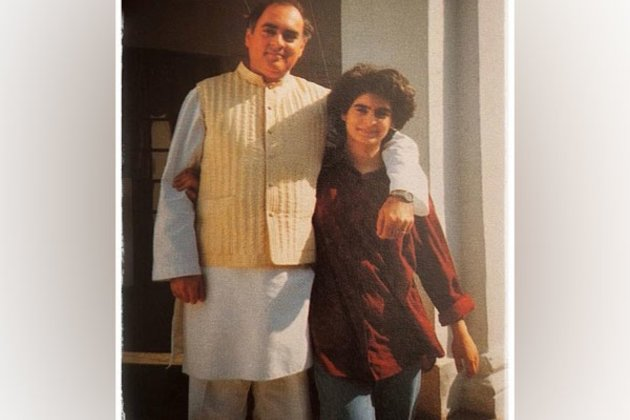 Priyanka Gandhi Recalls Her Memories With Dad Rajeev