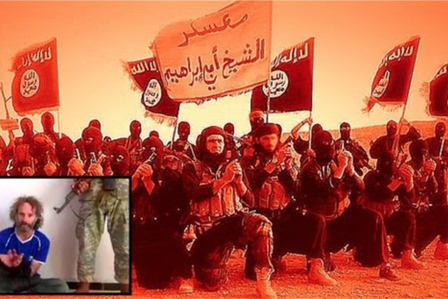 """former captive of an al-qaida affiliated group warns, """"something very dangerous is occurring in northwestern syria"""""""