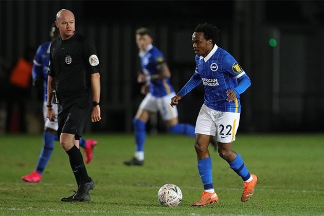 Graham Potter 'excited' by Percy Tau's quality