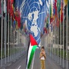 18 countries on six continents standing up this week for Palestine